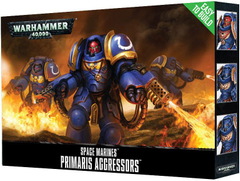 Easy To Build Space Marines Primaris Aggressors Warhammer 40000
