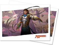 Протекторы Ultra Pro Sleeves: Battle for Zendikar - Gideon, Ally of Zendikar (80)