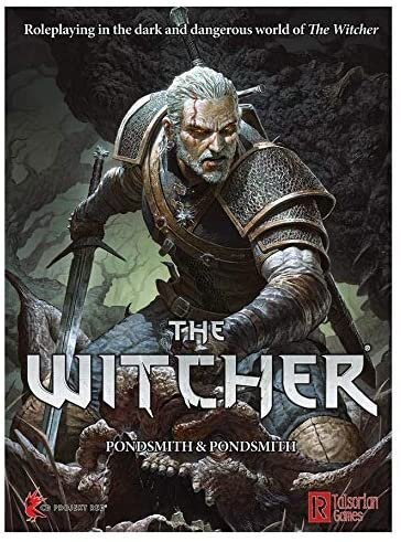 The Witcher TRPG