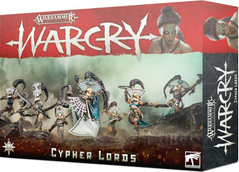 Warcry: Cypher Lords - Лорды над шифрами