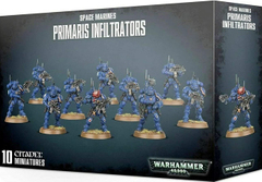 Space Marines Primaris Infiltrators Warhammer 40000